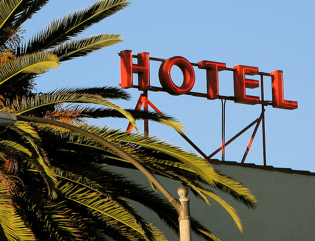 """Hotel California"" by Kevin Dooley"