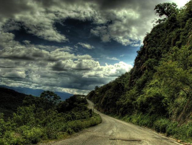 Sierra Juarez de Oaxaca(HDR)
