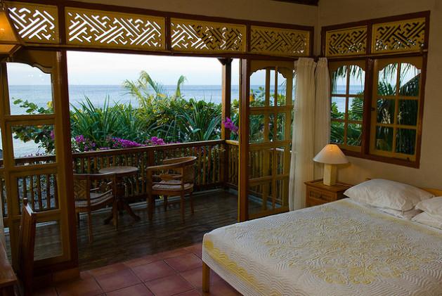 Bali Beach House - Master Bedroom