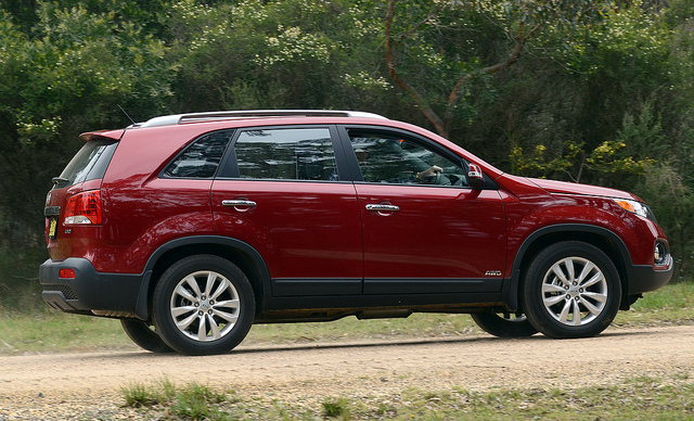Kia Sorento SLi - Best SUV over $40,000 - Australias Best Cars