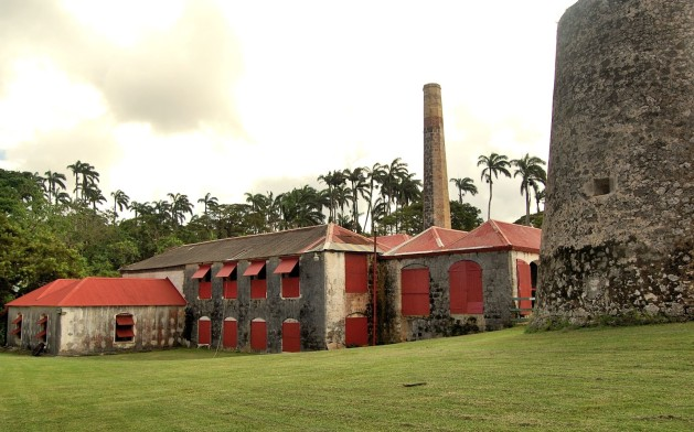 Old Stone Plantation Factory