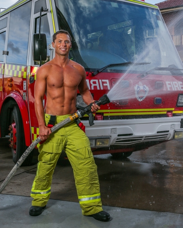 Hot Firefighters