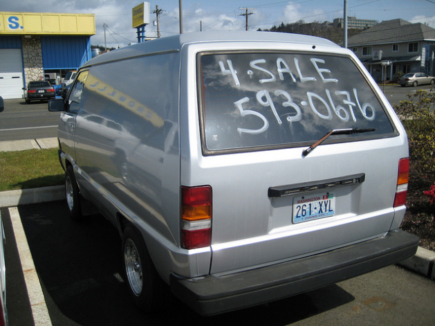 craigslist autos for sale vans