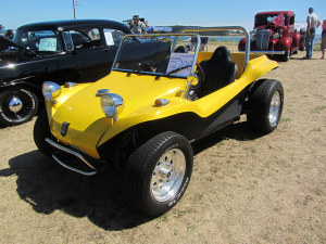 Meyers Manx yellow