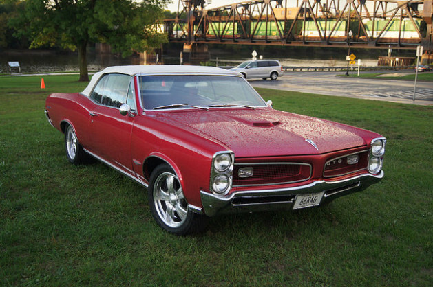 Best First Muscle Car To Restore