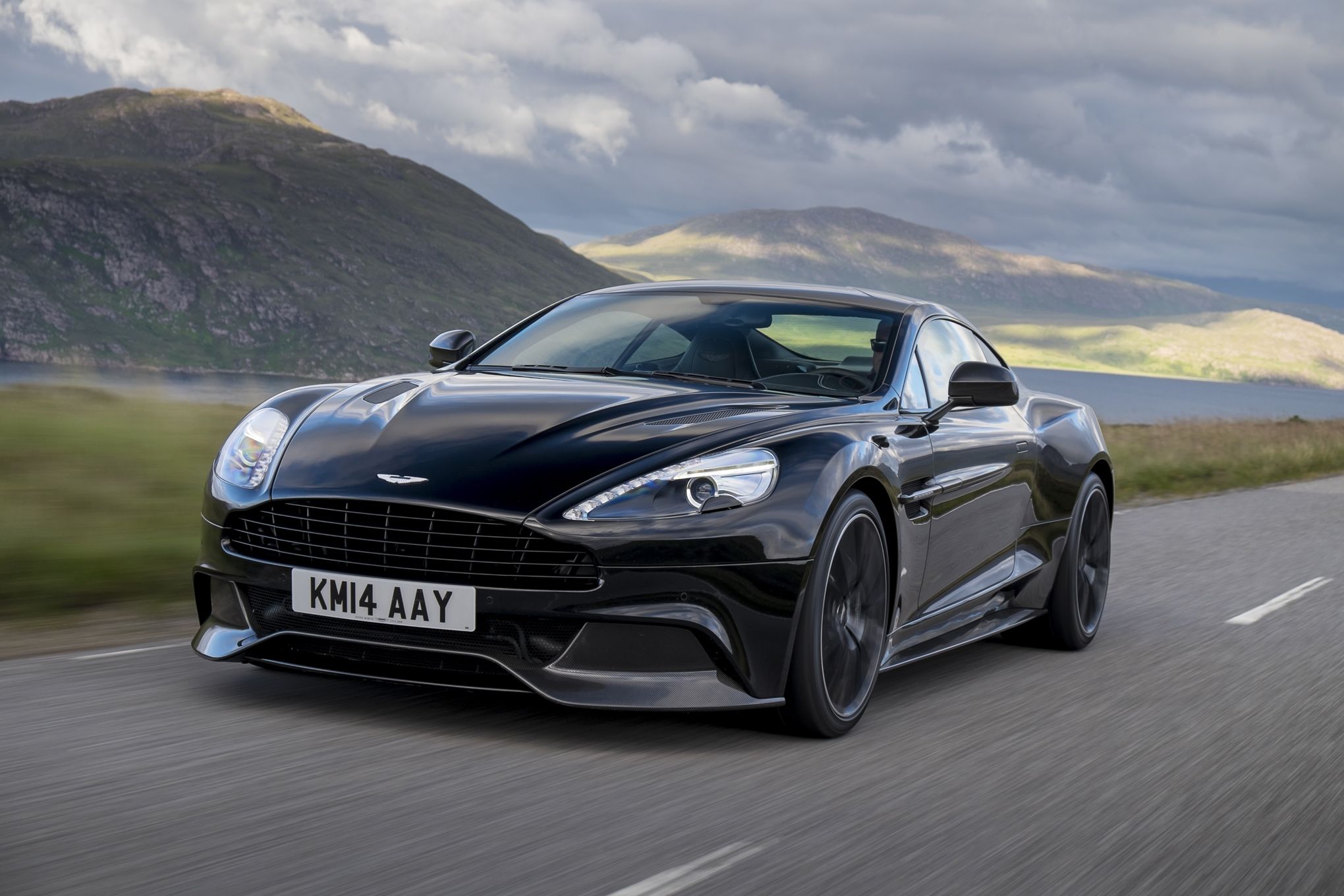 Is The Aston Martin Vanquish Really Worth Carspooncom - Aston martin vanquish gt price