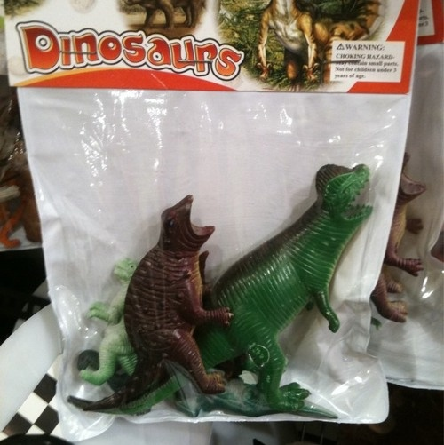 Dinosaurs having coitus