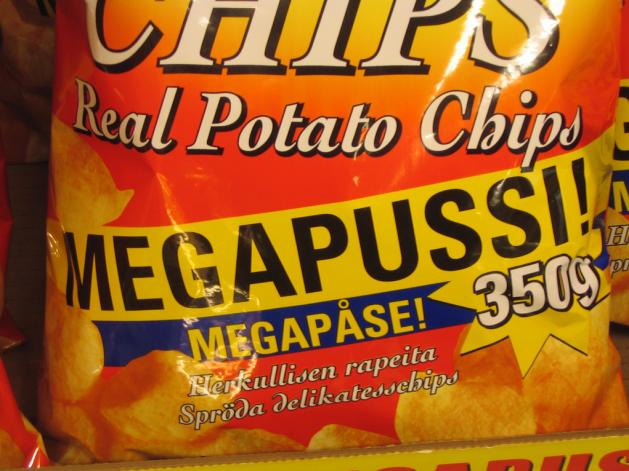 Megapussi chips