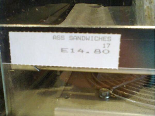 ass sandwiches