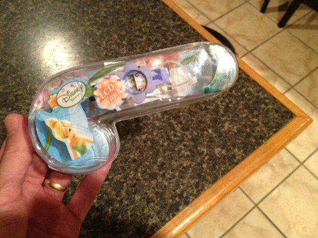 phallic looking plastic packaging for disney toy