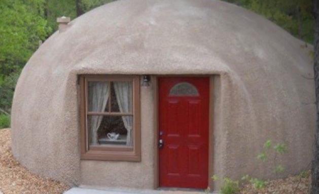 rock looking hostel