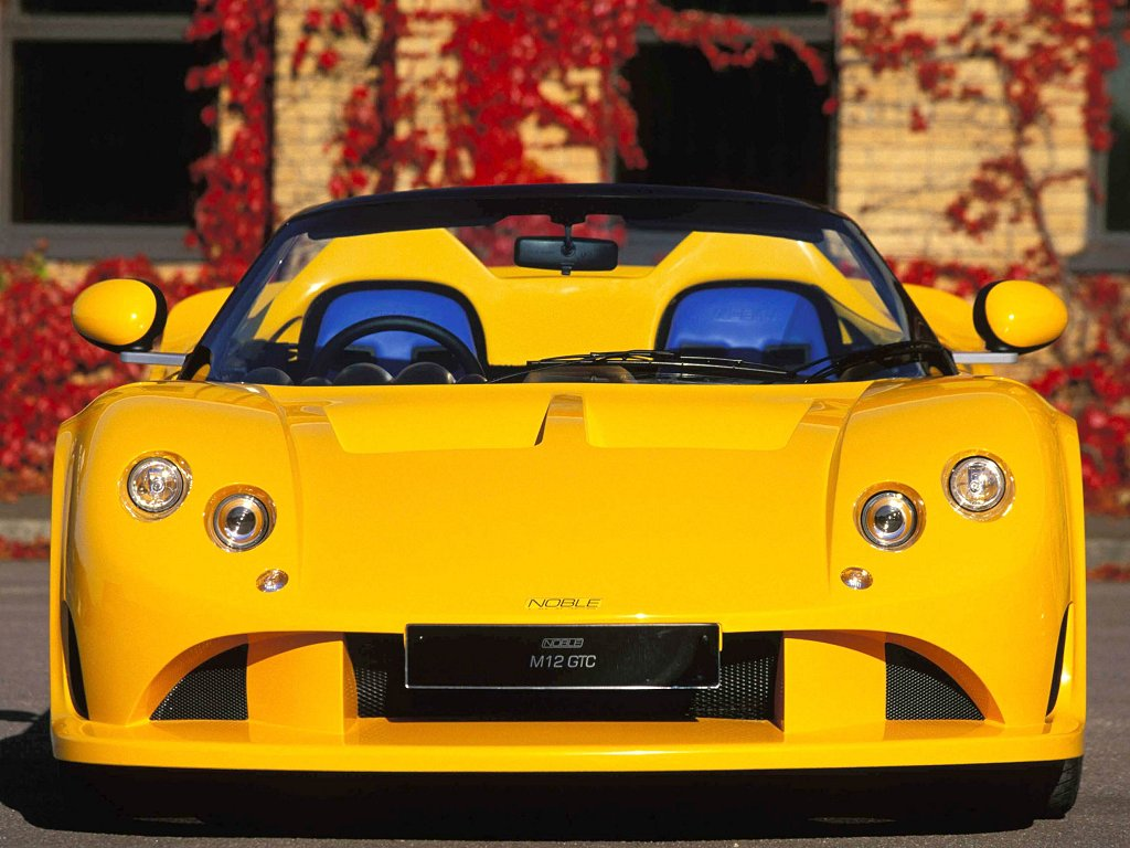 Yellow Noble M12 GTC