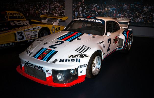 Porsche 935 Martini Racing