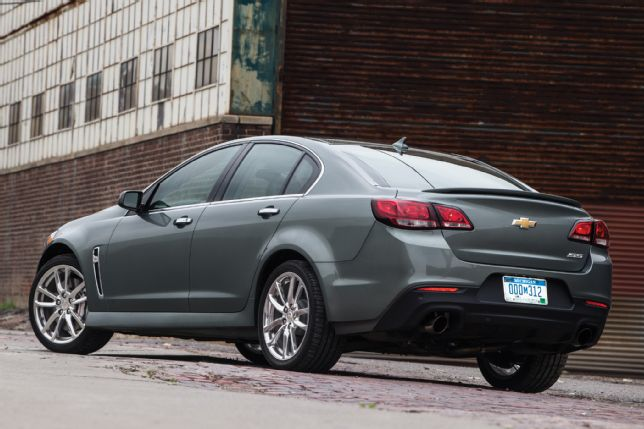 2014 Chevy SS Review: The 4 Door Corvette Youu0027ve Been Waiting For?