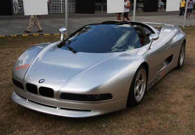 Italdesign-BMW Nazca C2