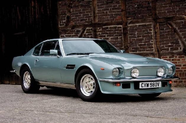 Aston Martin V8 Vantage 'Oscar India'