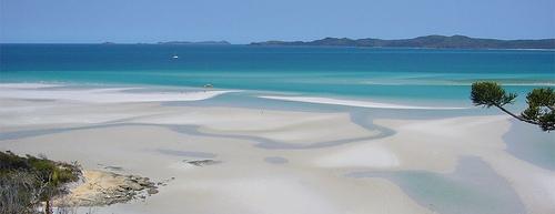 Whitehaven Beach, Whitsunday Islands Australia