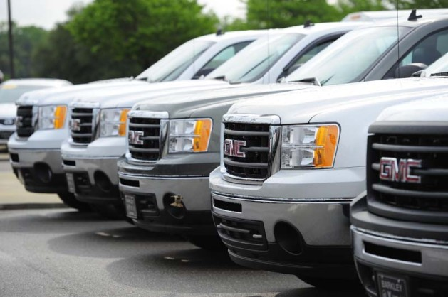 Fleet-pickups