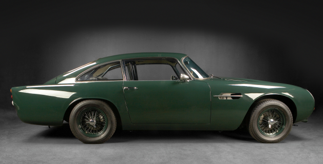 Aston Martin DB4 Vantage GT
