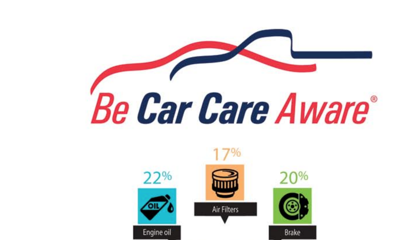 BE CAR CARE GRAPHIC
