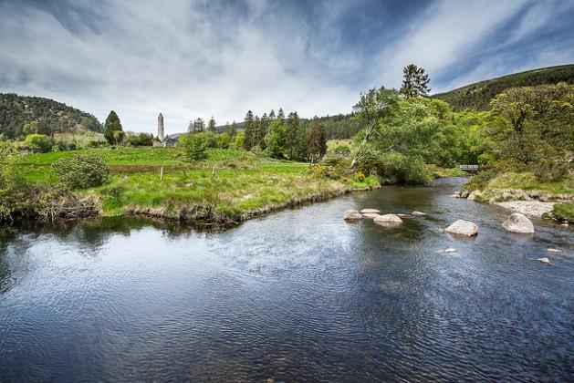 Glendalough, Wicklow, Ireland
