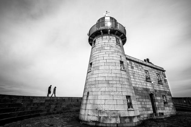 Howth Lighthouse, Dublin, Ireland