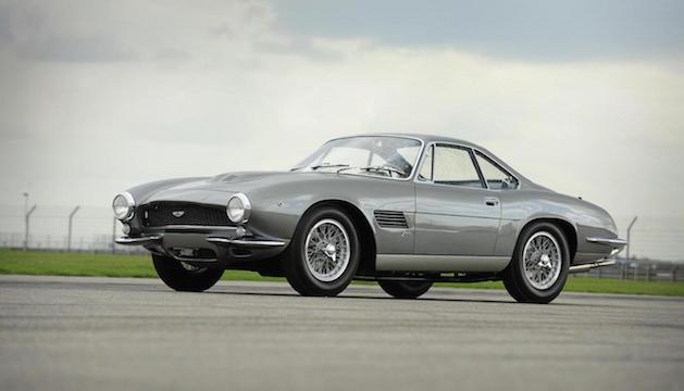 1960 Aston Martin DB4GT Jet
