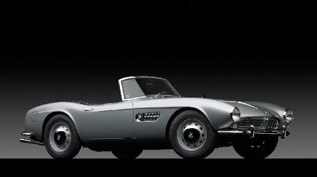 1958 BMW 507