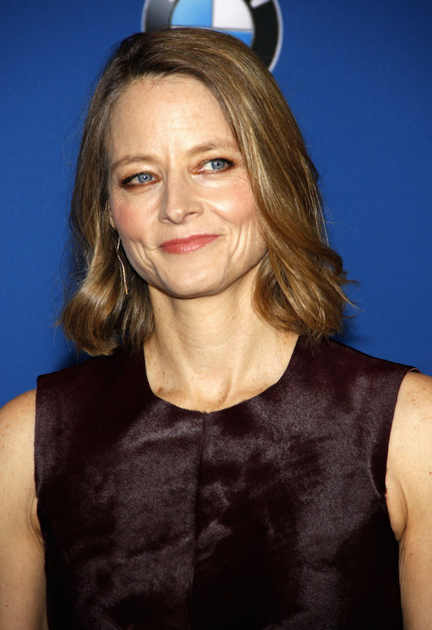 Jodie Foster  67th Annual Directors Guild Of America Awards - Arrivals  - See more at: http://www.prphotos.com/p/DGG-048154/jodie-foster-at-67th-annual-directors-guild-of-america-awards--arrivals.html?&ps=12&x-start=0#sthash.yiCfmgvz.dpuf