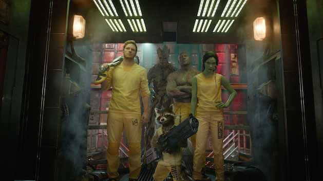 GuardiansOfTheGalaxy cast