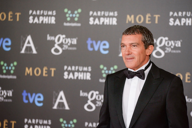 Antonio Banderas 29th Annual Goya Awards - Arrivals