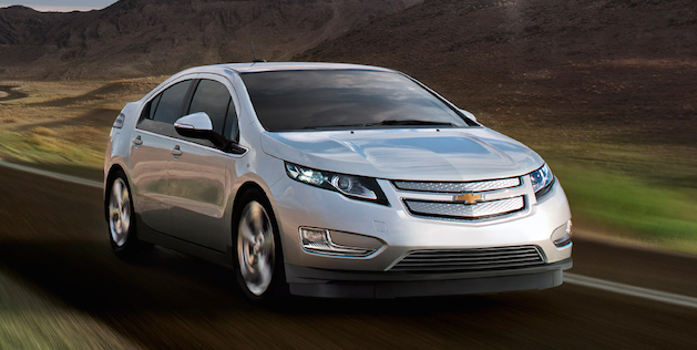 2015 grey chevy volt