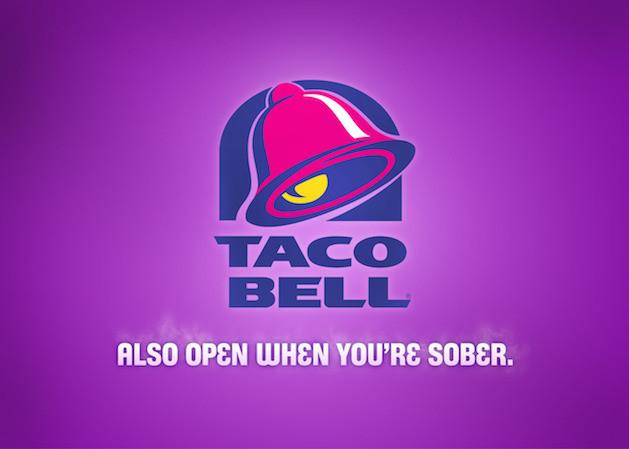 honest slogan taco bell
