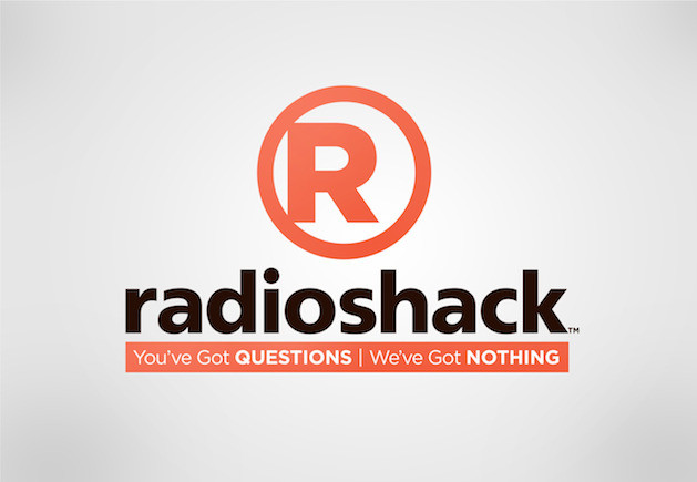 radio shack honest slogan