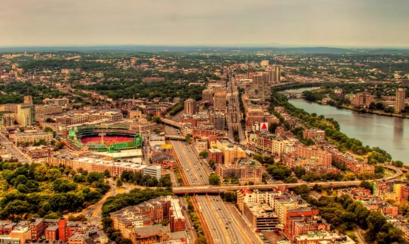boston through filter