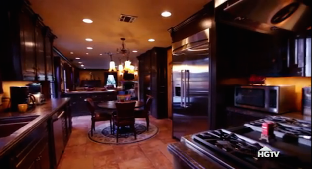 shemar moore's kitchen