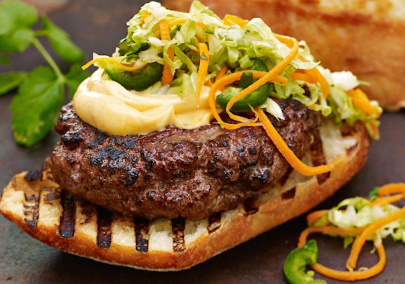 12692-Vietnamese-Banh-Mi-Burger-with-Sriracha-Mayo