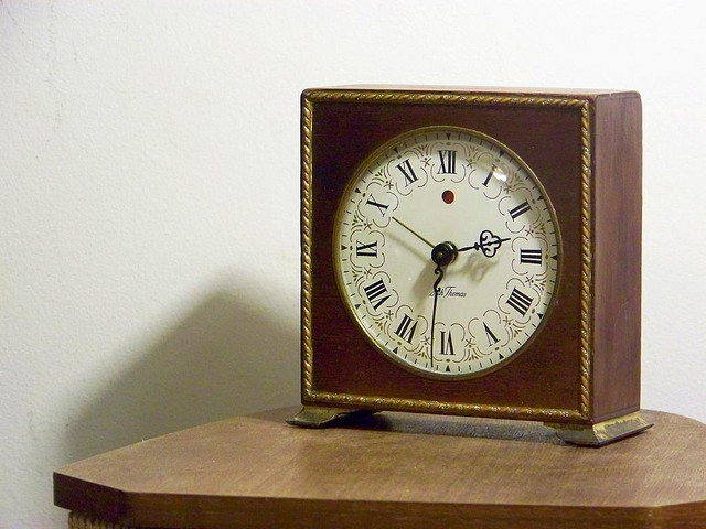 Seth Thomas Alarm Clock