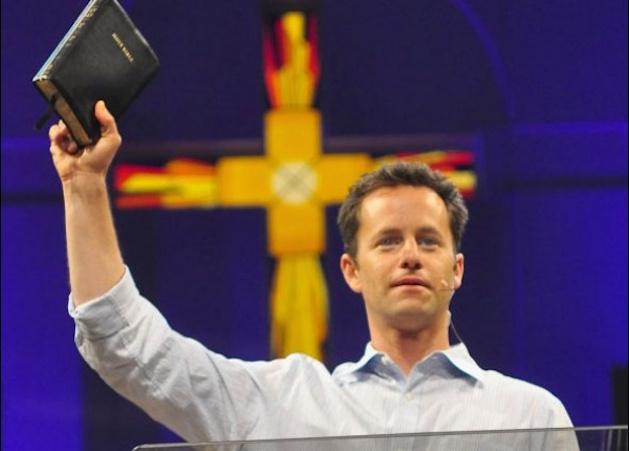 kirk-cameron holding a bible