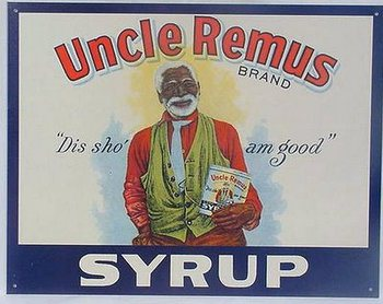 racist uncle remus ad