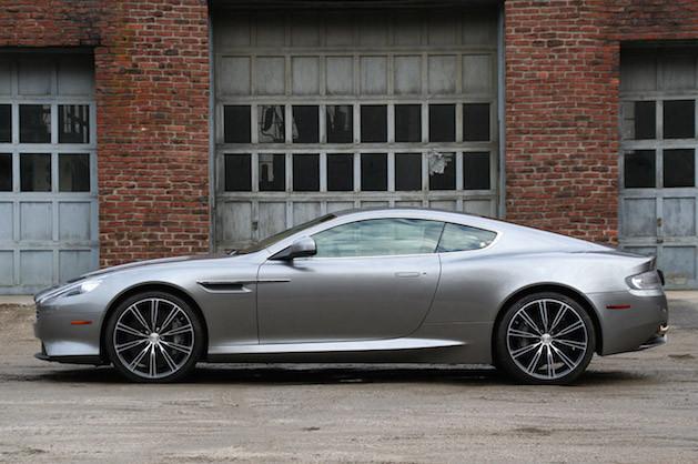 The Aston Martin Virage Sports Car Carspoon