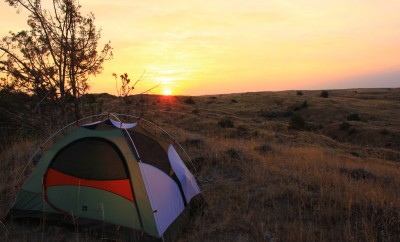 Morning Camping tent