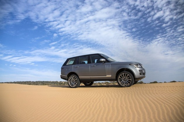 The All-New Range Rover In Morocco