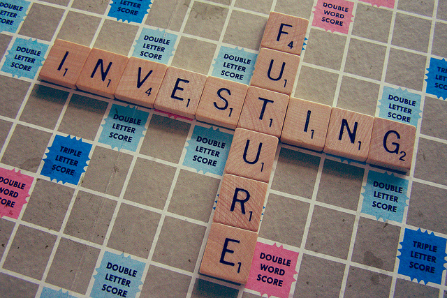 future investing in scrabble tiles