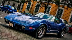 Corvette Stingray 454