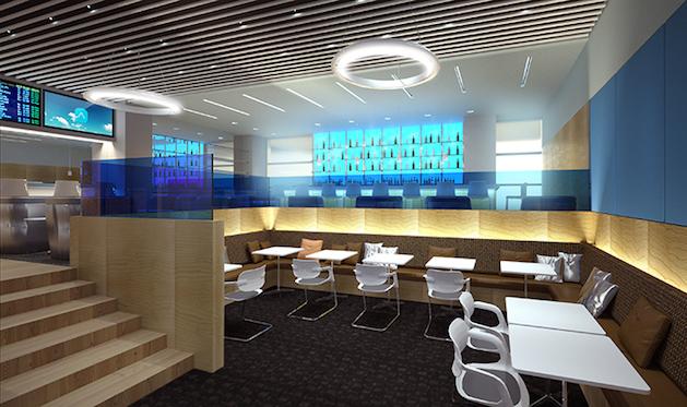 airspace lounge JFK Airport