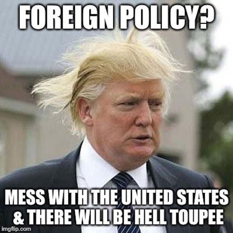 donald trump toupee meme