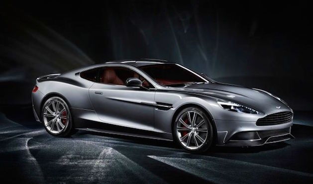 The New Aston Martin DB9 - Carspoon.com