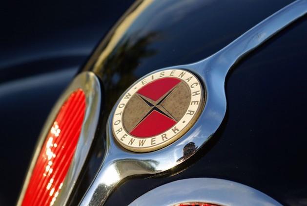 1954 EMW 327:3 emblem
