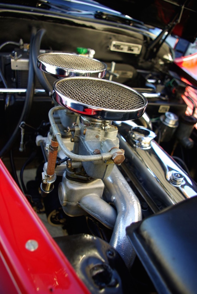 1954 EMW 327:3  engine